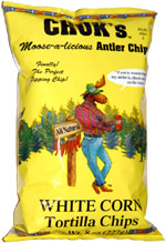 Chuk's Moose-a-licious Antler Chips