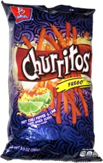 Churritos Fuego