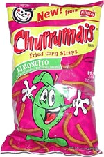 Churrumais Limoncito Fried Corn Strips