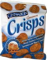 Cinnabon Cinnamon Crisps