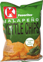 Circle K Favorites Jalapeño Kettle Chips