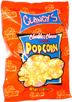 Clancy's Cheddar Cheese Popcorn