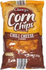 Clancy's Corn Chips Chili Cheese