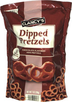 Clancy's Dipped Pretzels Milk Chocolate