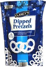 Clancy's Dipped Pretzels