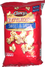 Clancy's Kettlecorn Sweet & Salty
