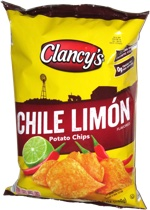 Clancy's Chile Limón Potato Chips
