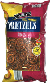 Clancy's Pretzels Rings