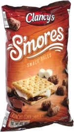 Clancy's S'mores Snack Balls