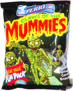 Claws of the Mummies