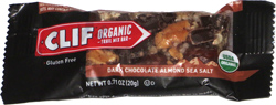 Clif Organic Trail Mix Bar Dark Chocolate Almond Sea Salt