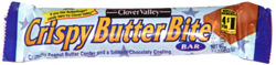 Clover Valley Crispy Butter Bite Bar