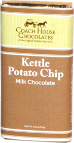 Coach House Chocolates Kettle Potato Chip Milk Chocolate