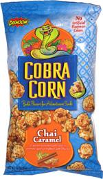Cobra Corn Chai Caramel