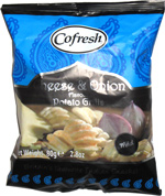 Cofresh Cheese & Onion Flavour Potato Grills