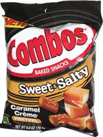 Combos Sweet & Salty Caramel Crème Pretzel
