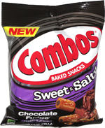 Combos Sweet & Salty Chocolate Fudge Pretzel