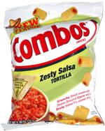 Combos Zesty Salsa Tortilla