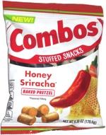 Combos Honey Sriracha Baked Pretzel