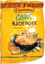 Cassave Kroepoek