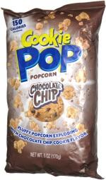 Cookie Pop Popcorn Chocolate Chip