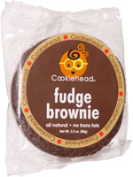 Cookiehead Fudge Brownie