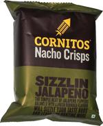Cornitos Nacho Crisps Sizzlin' Jalapeno