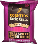 Cornitos Nacho Crisps Thai Sweet Chili