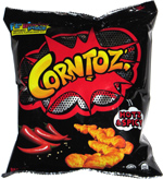 Corntoz Hot & Spicy