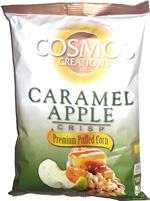 Cosmos Creations Caramel Apple Crisp Premium Puffed Corn