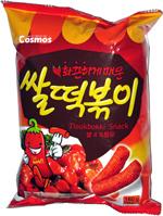 Cosmos Tteokbokki Snack