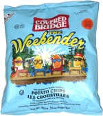 Covered Bridge The Weekender Potato Chips
