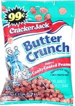 Cracker Jack Butter Crunch Candy-Coated Peanuts