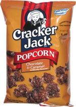 Cracker Jack Popcorn Chocolate & Caramel