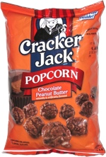 Cracker Jack Popcorn Chocolate Peanut Butter