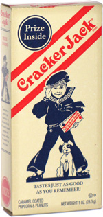 Cracker Jack (retro box)