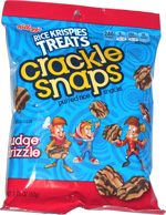 Rice Krispies Treats Crackle Snaps Fudge Drizzle