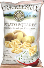 Cracklesnax Potato Squares