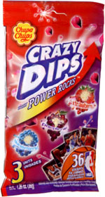 Crazy Dips with Power Rocks