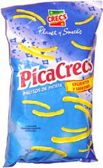 PicaCrecs Palitos de Patata