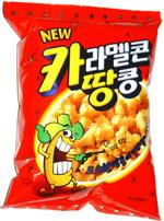 Crown Caramel Corn & Peanuts