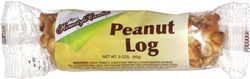 Crown Homestyle Candies Peanut Log