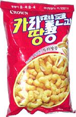 Crown Caramel Corns & Peanuts