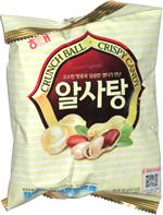 Crunch Ball Crispy Candy