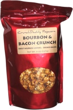 CrunchDaddy Popcorn Bourbon & Bacon Crunch