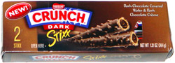 Nestle Crunch Dark Stixx