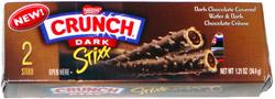 Nestle Crunch Dark Stixx
