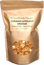 CrunchDaddy Popcorn Caramel & Peanut Crunch