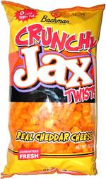 Crunchy Jax Twists