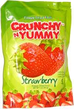 Crunchy n Yummy Strawberry Freeze Dried Fruit